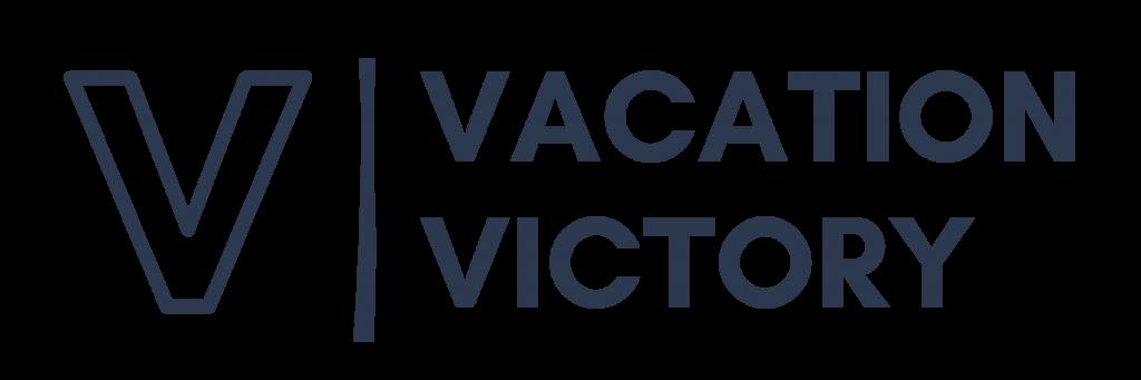 Vacation Victory Logo