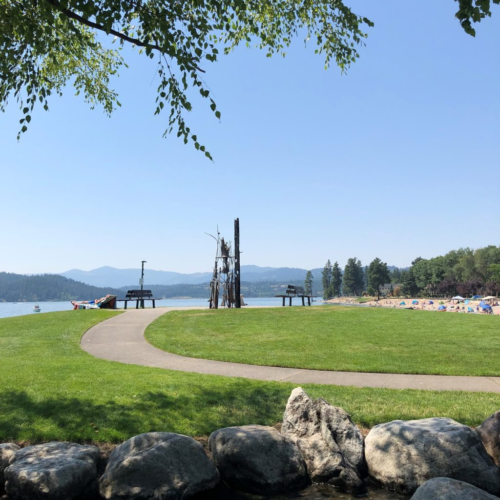 Independence Point Coeur d'Alene