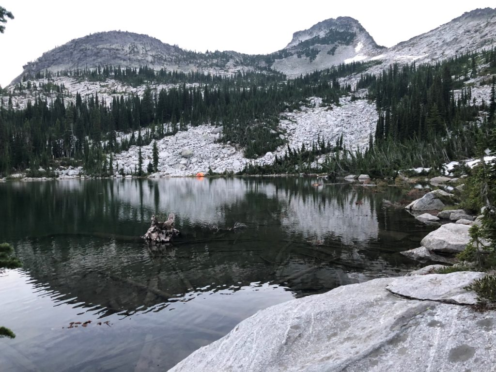 Beehive Lakes
