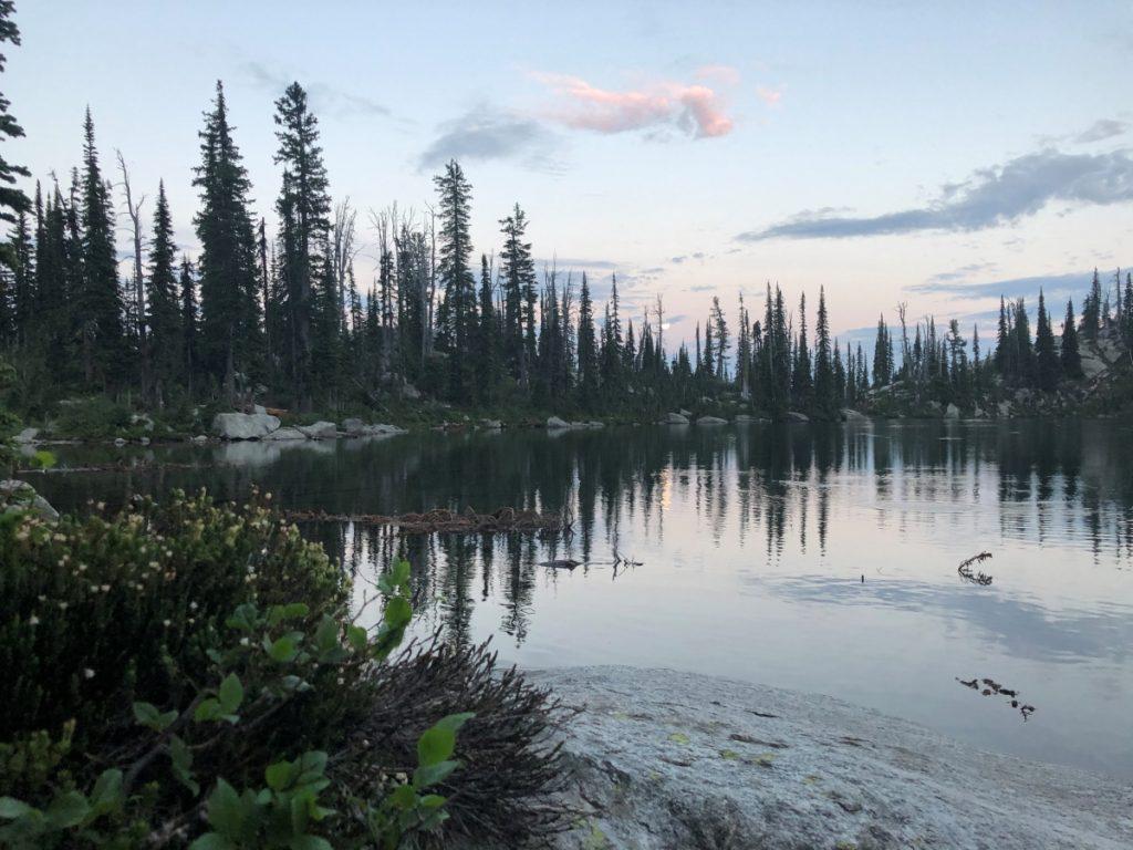 Beehive Lakes Idaho Fishing