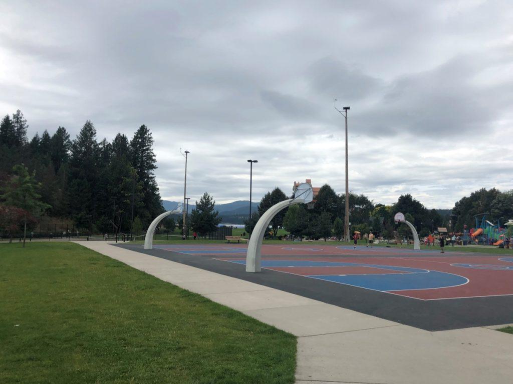 McEuen Park Basketball Court