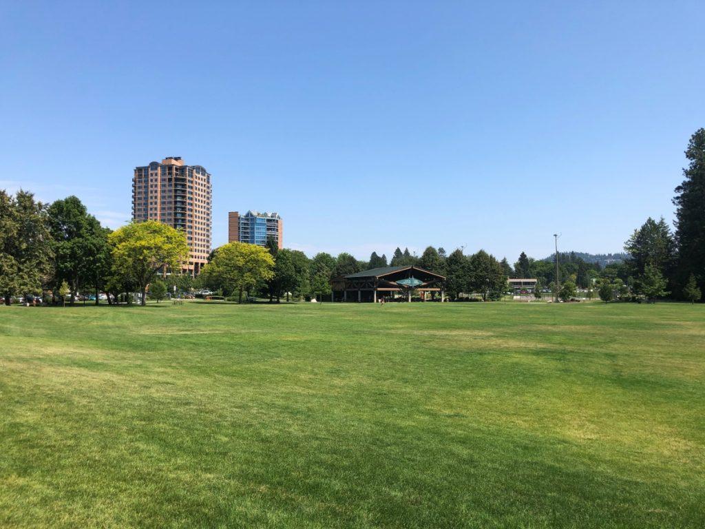 McEuen Park Pavilion