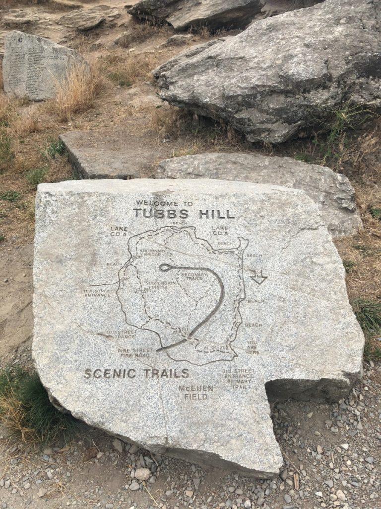 Tubbs Hill Rock