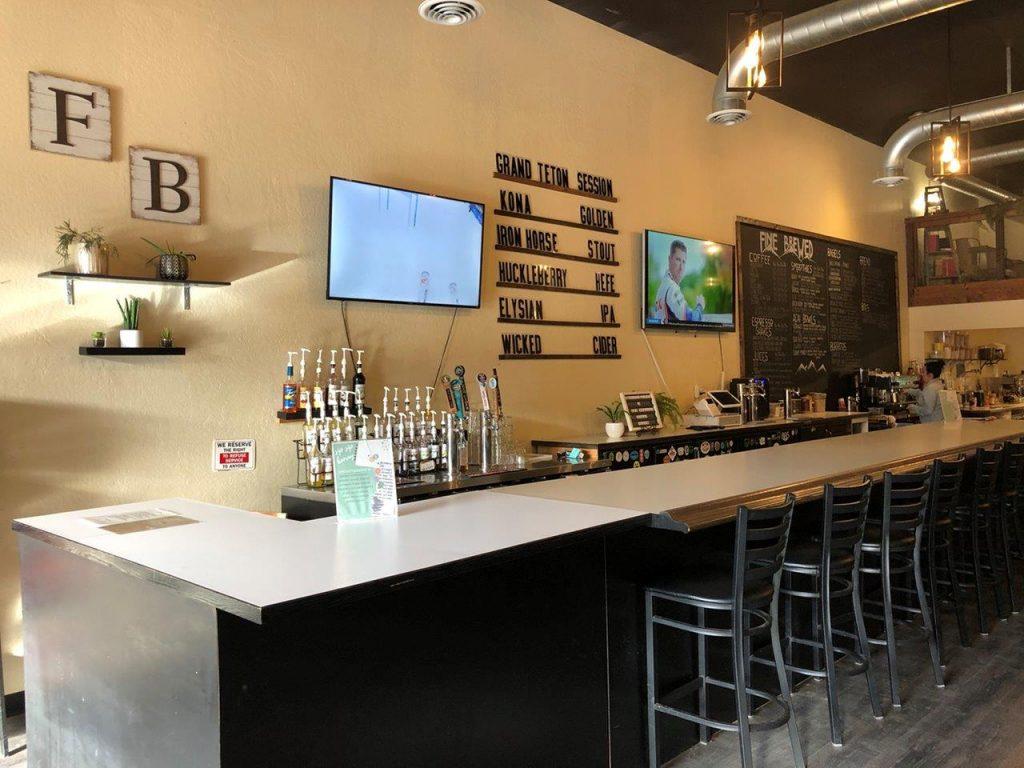 Fine Brewed Coffee Shop