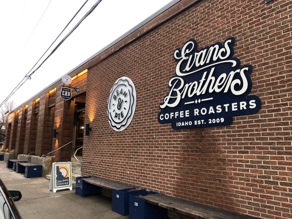 Evans Brothers Coffee Roasters
