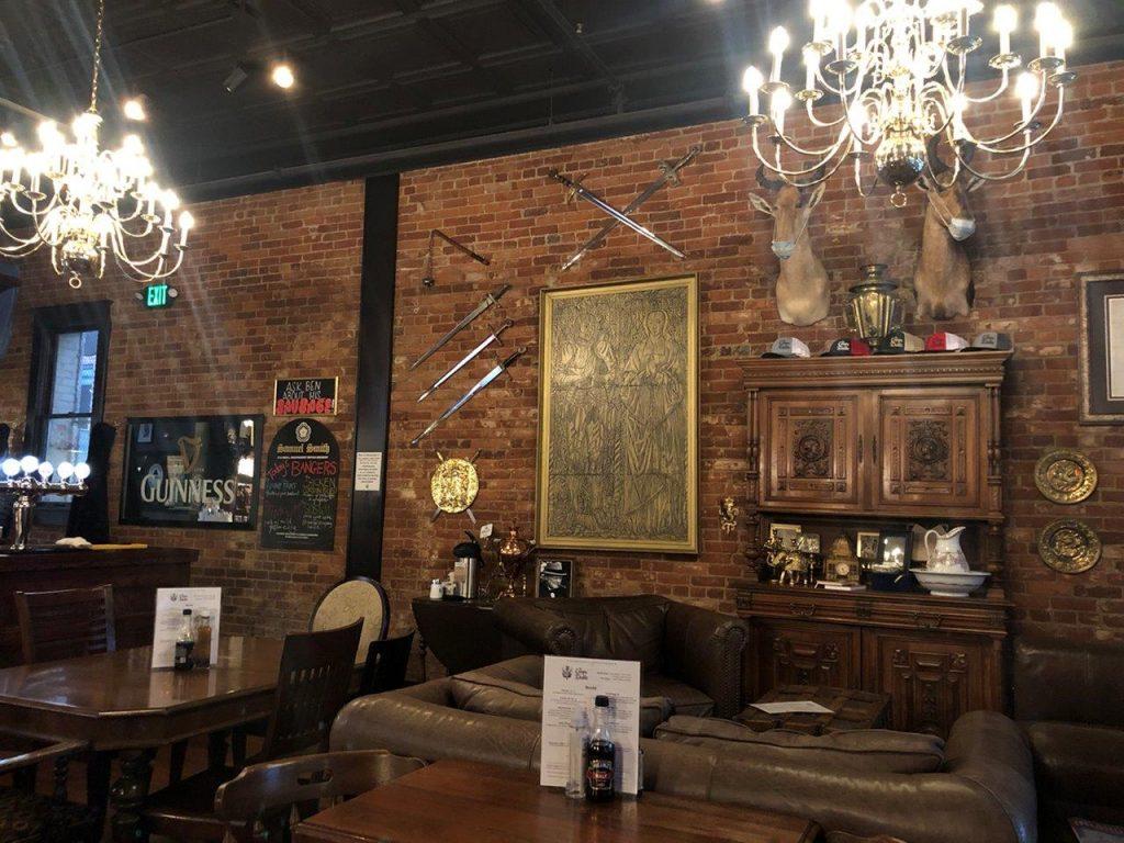 Crown & Thistle Pub CDA